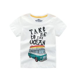 Baby Kiss Take Me to the Ocean Tee