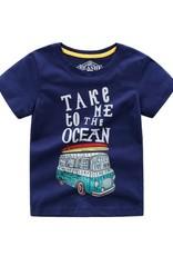 Baby Kiss Take Me to the Ocean Tee