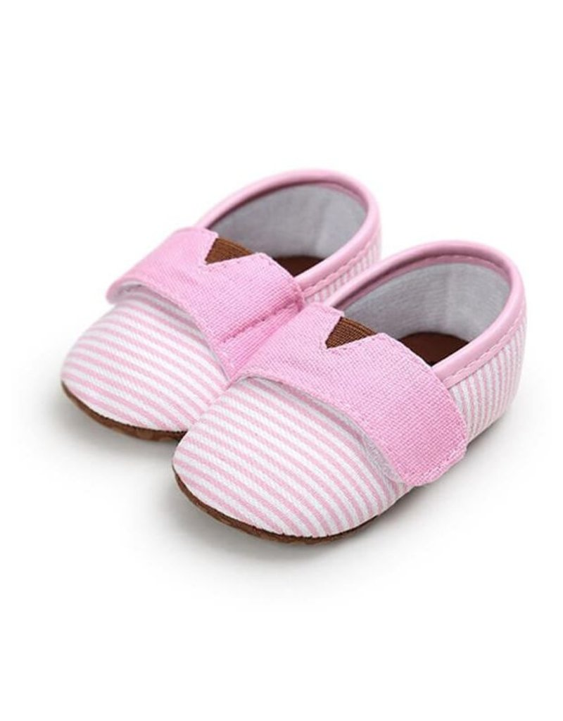 Baby Kiss Canvas Shoe - Pick Color!