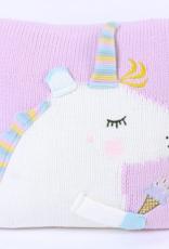 Baby Kiss Unicorn w/ Ice cream Pillow