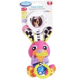 Playgro Peek-a-boo Wiggling Bunny
