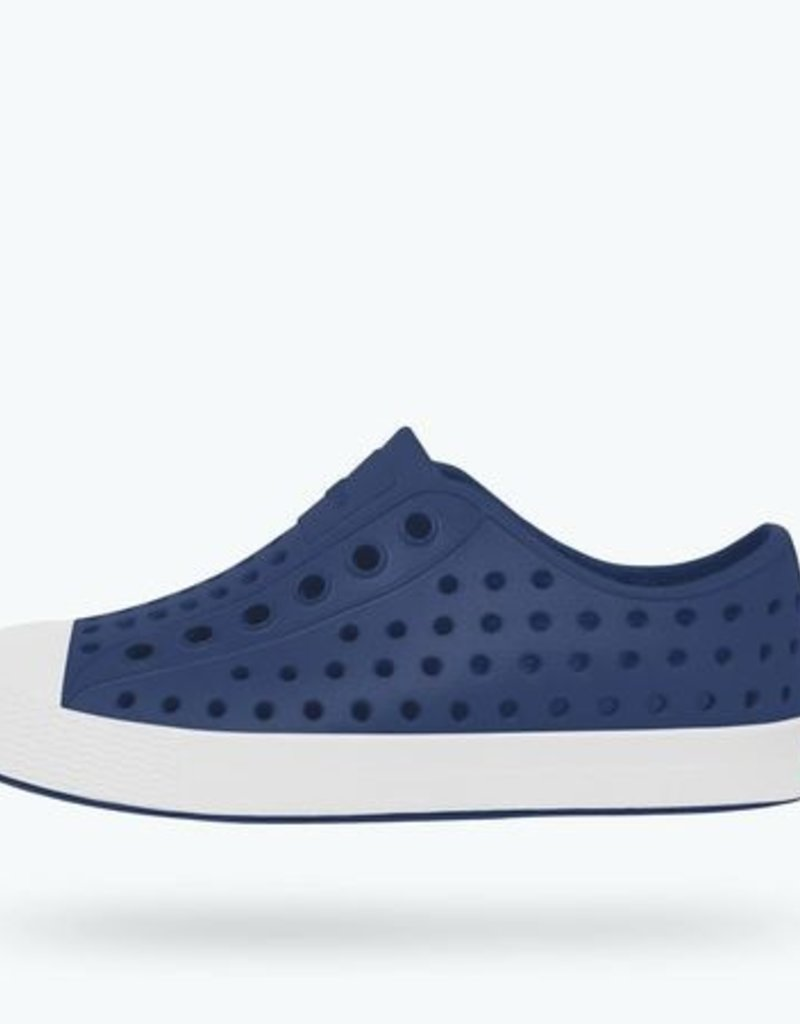 Native Shoes Native's Jefferson Slip On- Regatta Blue