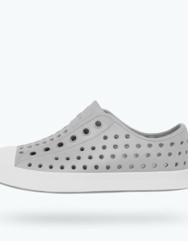 Native Shoes Native's Jefferson Slip on- Pigeon Grey