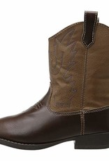 Trimfoot Co. Brown Country Western Boots