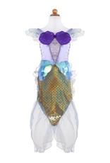 Great Pretenders Mermaid Dress, Blue Lilac 5-6