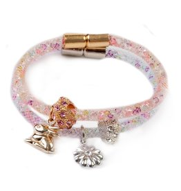 Great Pretenders Magical Mesh Rabbit Bracelet