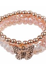 Great Pretenders Blush Crush Bracelet Set