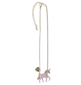 Great Pretenders Galloping Unicorn Necklace