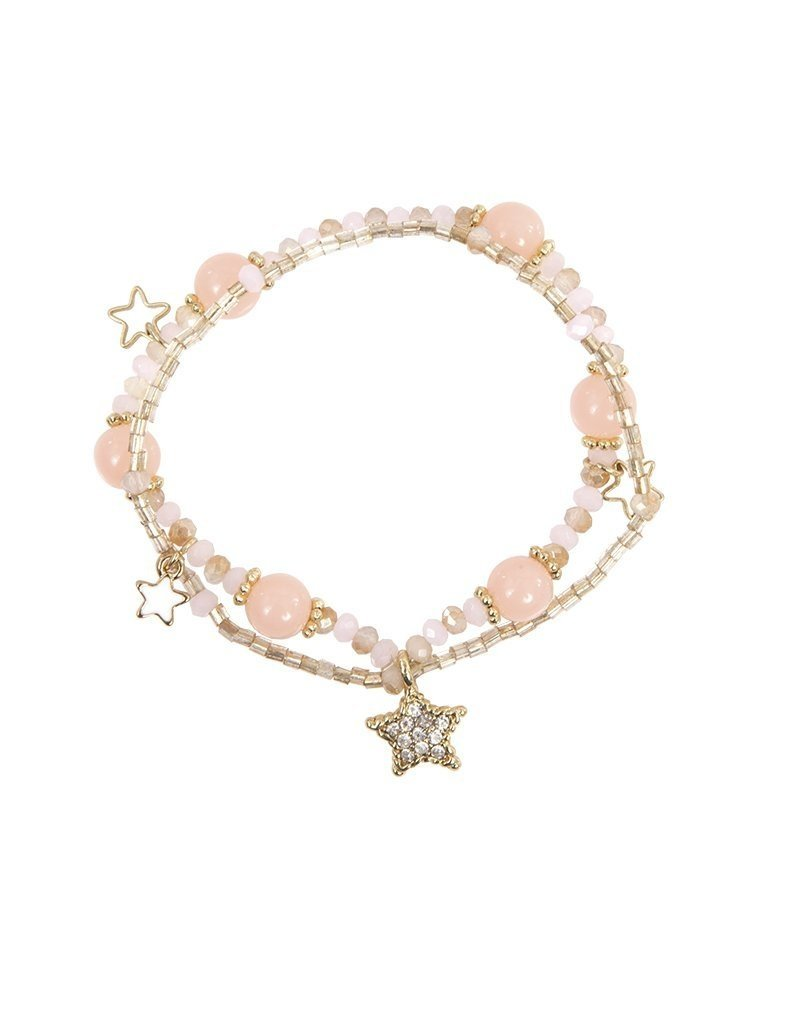 Great Pretenders Star Charm Bracelet