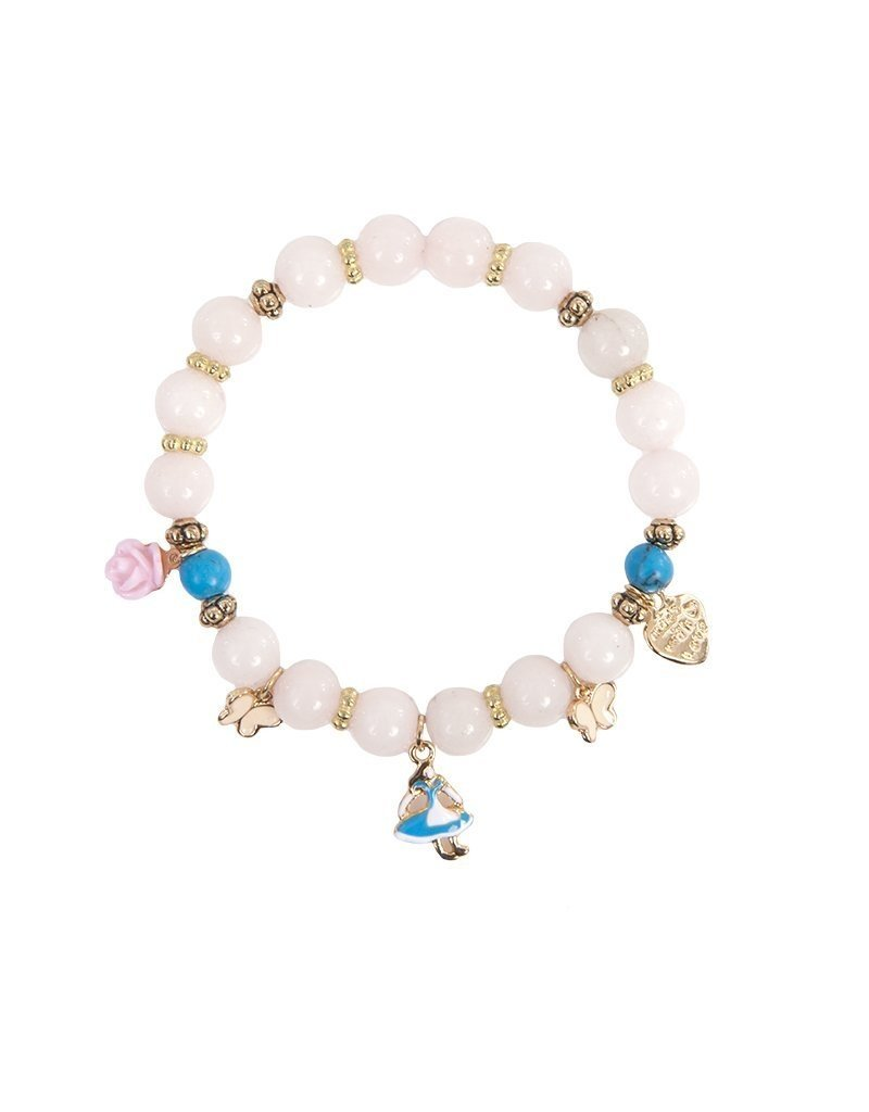 Great Pretenders Alice's Wonderland Charm Bracelet