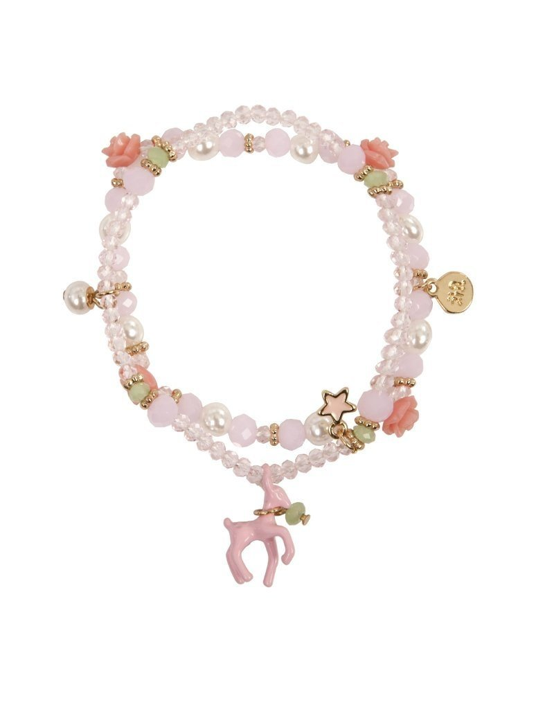 Great Pretenders Rose Dear Charm Bracelet