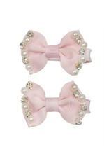 Great Pretenders Princess & Pearls Hair Clips 2 pc.