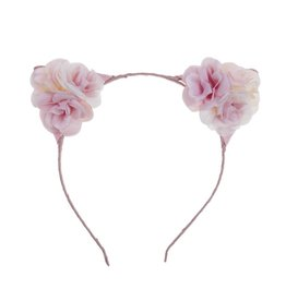 Great Pretenders Beautiful Blooms Cat Ear Headband