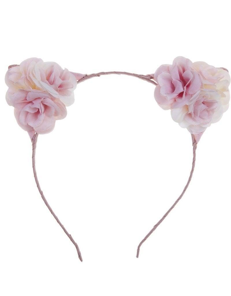 Great Pretenders Beautiful Blooms Cat Ear Headband