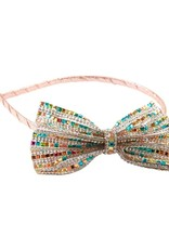 Great Pretenders Gem Bow Headband