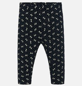 Mayoral Baby Leggings with Cute Bow Print -  - Mayoral