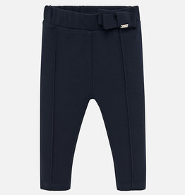 Mayoral Soft Navy Pants w/elestic waist
