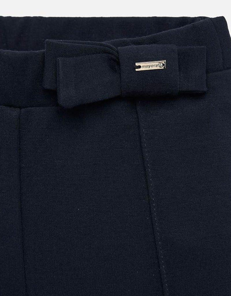 Mayoral Soft Navy Pants w/elestic waist