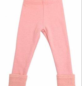 Doe a Deer Inc. Pink leg warmer leggings