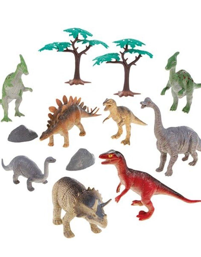 National Geographic Dinosaur Playset
