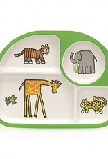 Jellycat Jungly Tails Plate & Cup Set