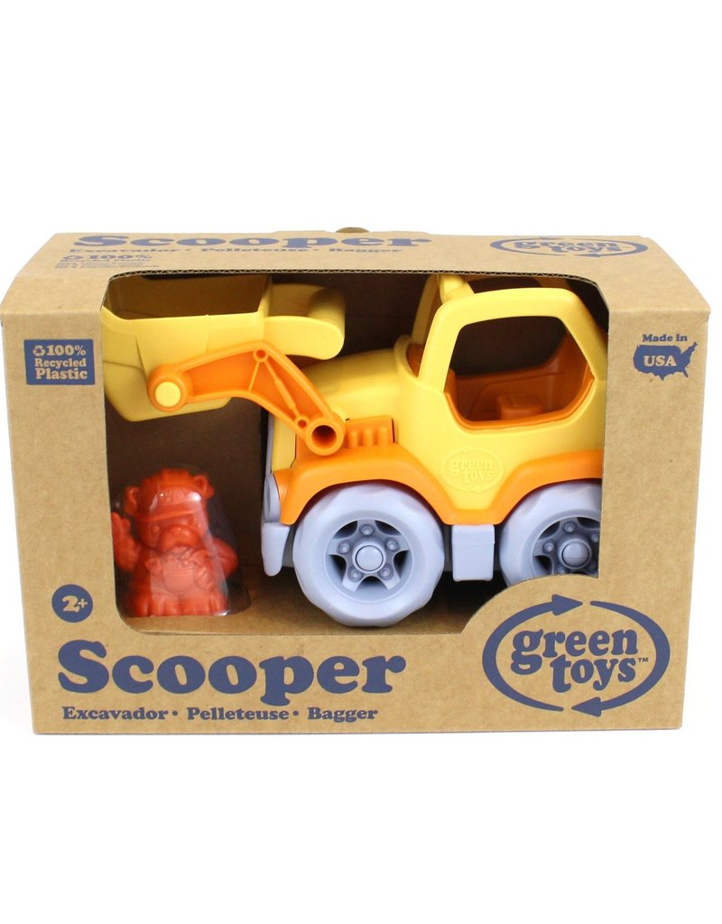 Green Toys- Construction Truck, Assorted Colors