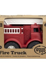 Green Toys- Red Fire Truck