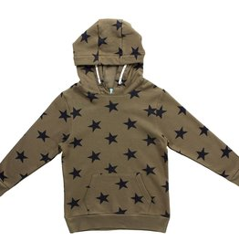 Bear Camp Military Star Hoodie