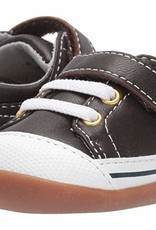 See Kai Run Stevie II Brown Leather Sneaker