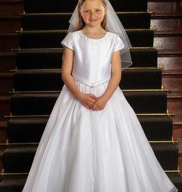 Sweetie Pie Classic V Waist First Holy Communion Dress
