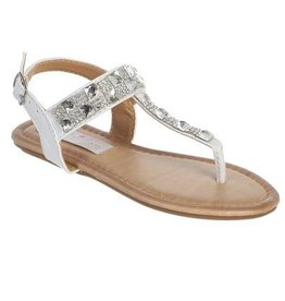 Hello Baby Dressy Bejewelled Sandal