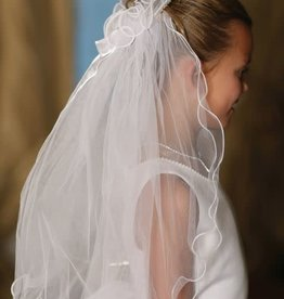 Hello Baby Princess Tiara Communion Veil