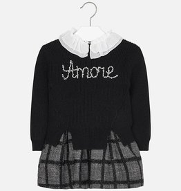 Mayoral Amore Sweater Dress Set - Mayoral