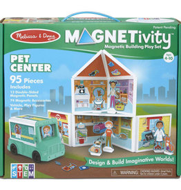 Melissa and Doug Magnetivity- Pet Center