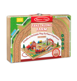 Melissa and Doug Take Along Farm