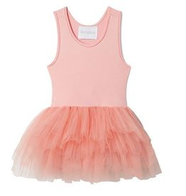 iloveplum Tank Style TUTU - Bess Pink