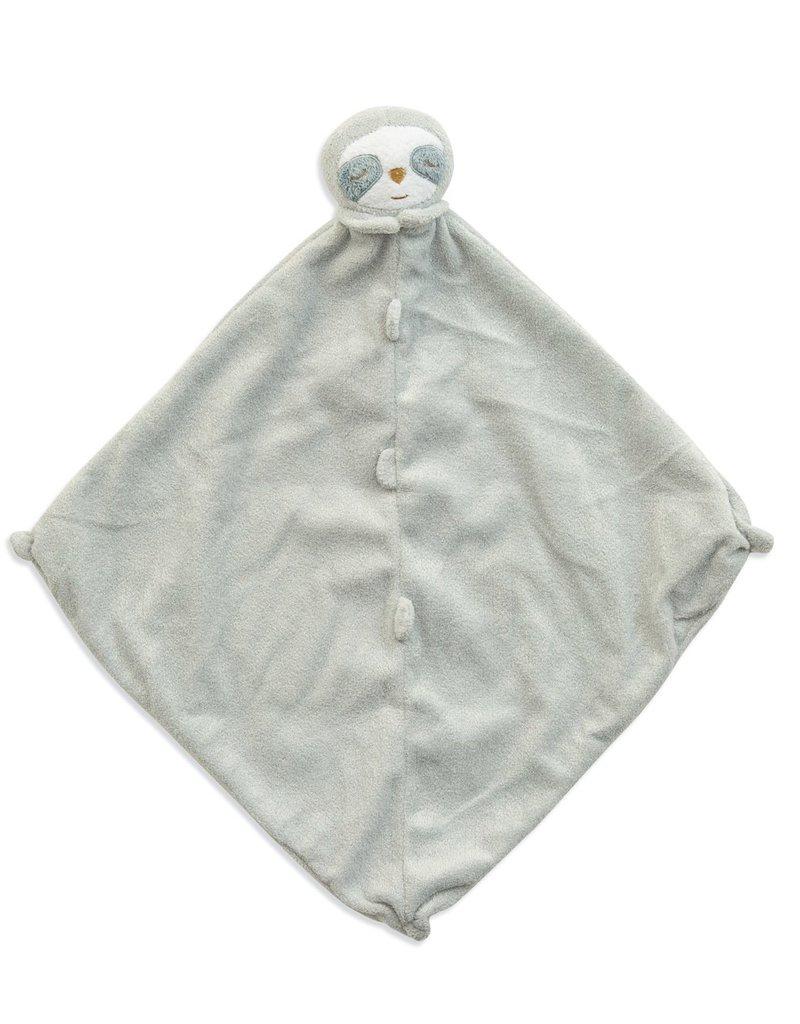 Angel Dear Grey Sloth Lovey