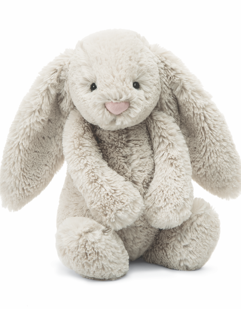 Jellycat Medium Bashful Bunny Oatmeal
