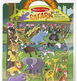 Melissa and Doug Safari Puffy Stickers