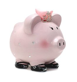 Princess Piggy Bank
