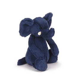 Jellycat Bushful Blue Elephant