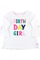 RuffleButts/RuggedButts Rufflebutts Birthday Girl Belle Top