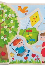 Haba Baby Book The Four Seasons