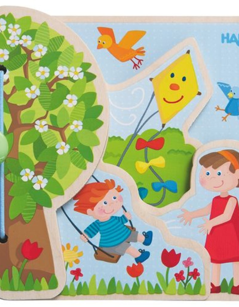 Haba Baby Book The Four Seasons