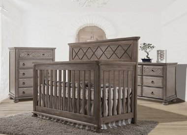 Vittoria Forever Crib -
