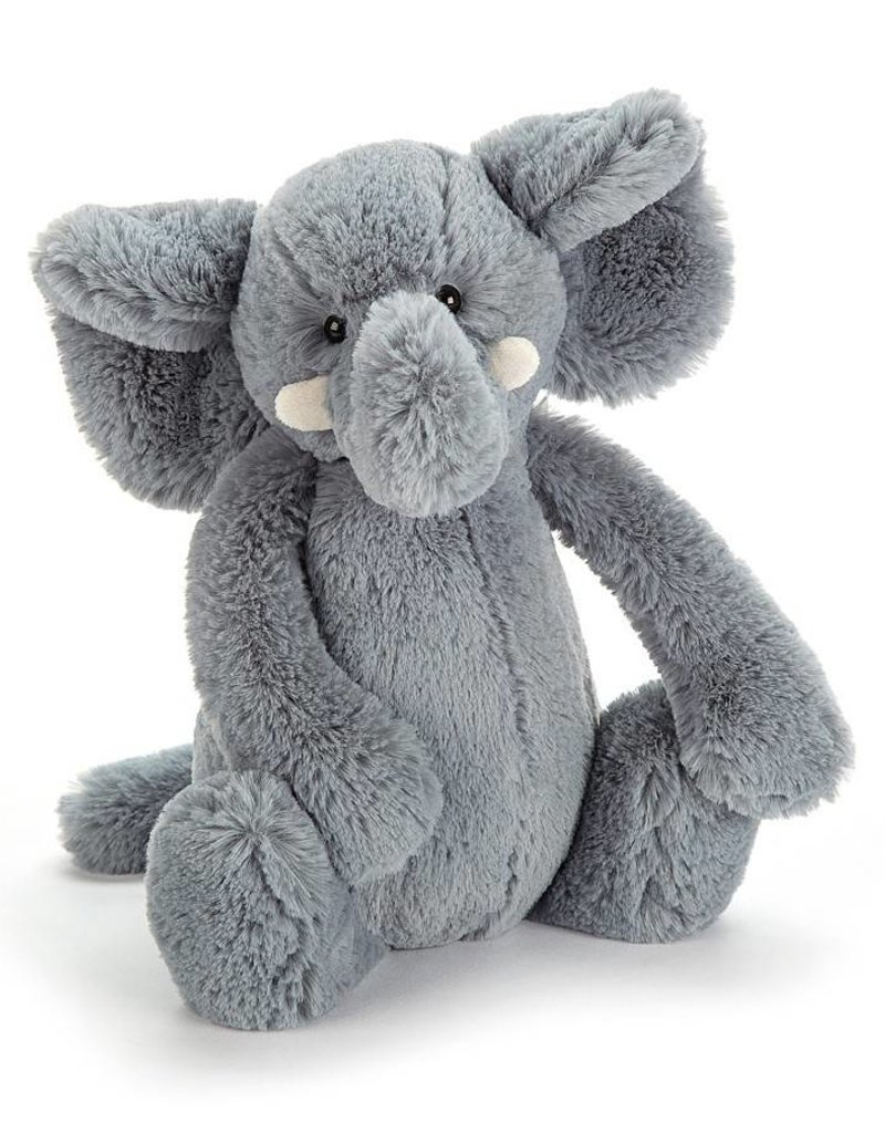 Jellycat Bashful Grey Elephant- Huge