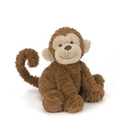 Jellycat Fuddlewuddle Monkey- Medium