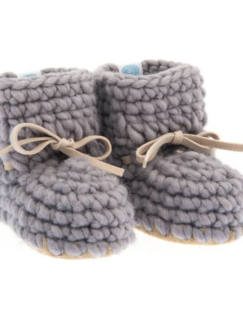 Sweater Moccasins