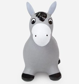 Waddle and Friends Grey Lucky Bouncy Horse Waddle