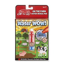 Melissa and Doug Water Wow! - Farm Water Reveal Pad